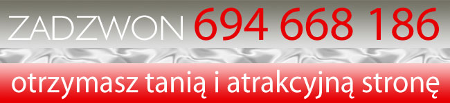Niezwykłe i tanie strony Internetowe Olsztyn