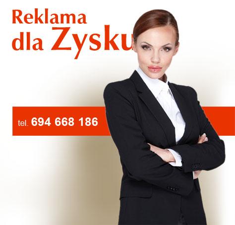 Reklama Olsztyn dla zysku